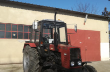 Беларус МТЗ 890 - Трактор БГ