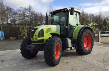 Claas ARION 630 CIS- 3524 ЧАСА! - Трактор БГ