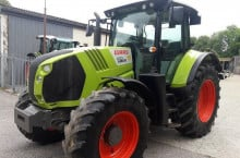 Claas ARION 620 CIS- 4216 ЧАСА!