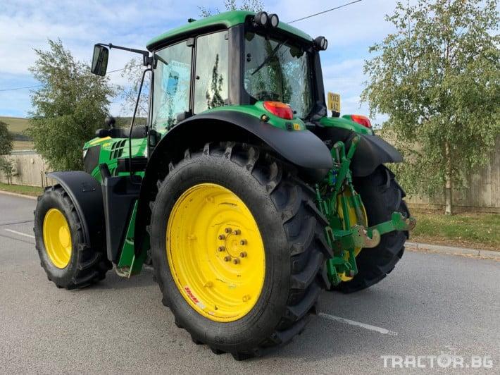 Трактори John-Deere 6150М- НАЛИЧЕН!! 2 - Трактор БГ
