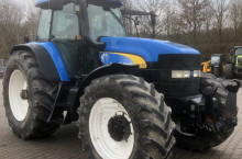 New-Holland TM 175 - Трактор БГ