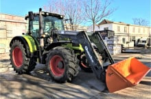Claas Arion 630 CIS Фадрома - Трактор БГ