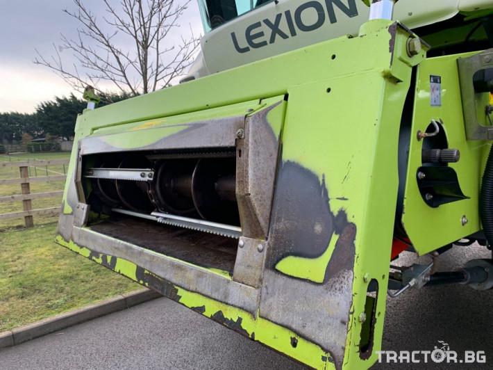 Комбайни Claas LEXION 470- НАЛИЧНА И НАМАЛЕНА! 30 - Трактор БГ