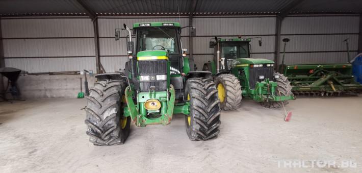 Трактори John-Deere 7810 3 - Трактор БГ