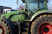 Fendt 930 VARIO POWER - Трактор БГ