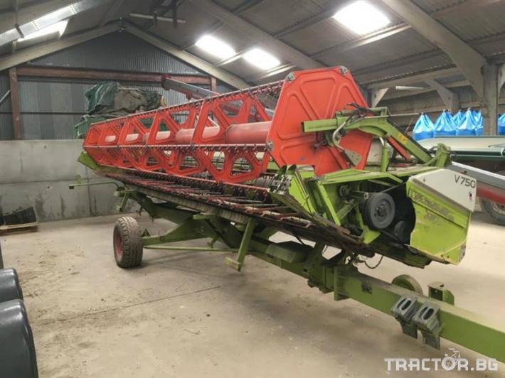 Комбайни Claas LEXION 570 C 10 - Трактор БГ