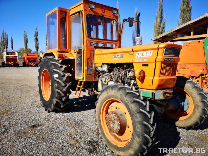 Трактори Fiat Dt 75 1 - Трактор БГ