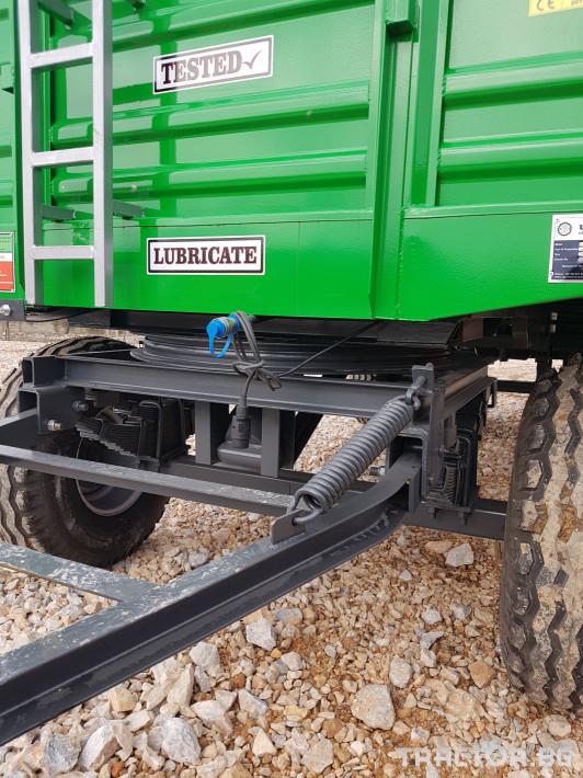 Ремаркета и цистерни Турски 10т 2 - Трактор БГ