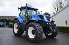New-Holland T7.260 Powercommand - Трактор БГ