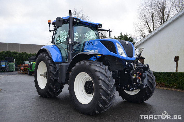 New-Holland T7.260 Powercommand