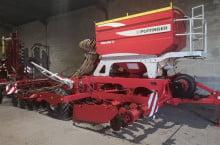 Pottinger Terrasem R4 - Трактор БГ