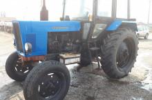 Беларус МТЗ 80 - Трактор БГ