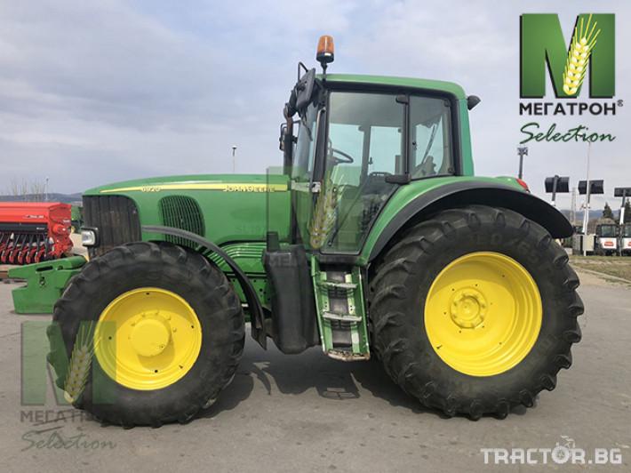 Трактори John-Deere 6920 2 - Трактор БГ
