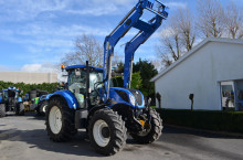 New-Holland T7.175 Autocommand - Трактор БГ