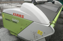 Claas DIRECT DISK 520 - Трактор БГ