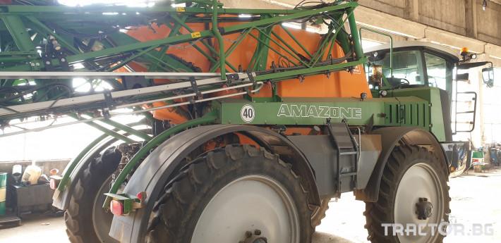 Самоходни пръскачки Amazone  Pantera 4001 0 - Трактор БГ