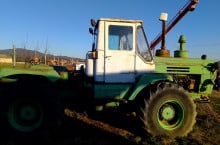 ХТЗ Т-150 - Трактор БГ