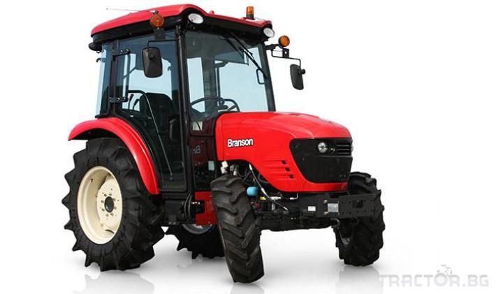 Трактори BRANSON 25C/CX 2 - Трактор БГ