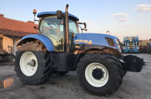 New-Holland T7.260 Power Command - Трактор БГ