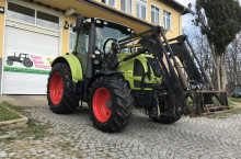 Claas ARION 520 CEBIS С ТОВАРАЧ ЛИЗИНГ