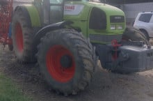 Claas Ares 836RZ