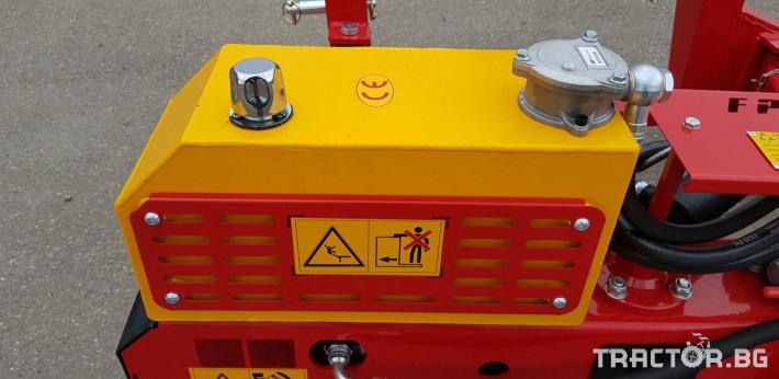 Фрези AGRILIA Фреза откланяща лозарска FS500 6 - Трактор БГ