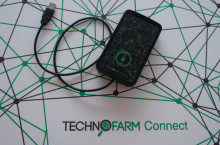 TechnoFarm Connect - Трактор БГ