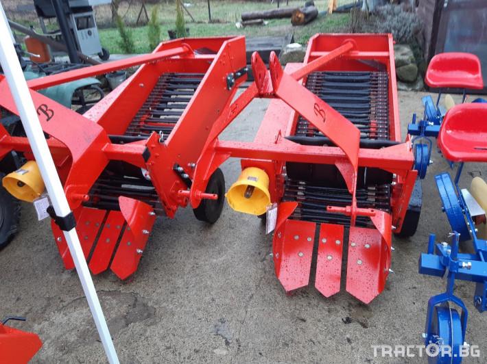 Машини за зеленчуци Продавам нови картофовадачки едноредови 0 - Трактор БГ