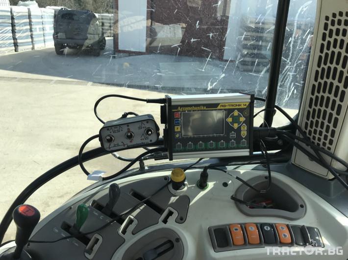 Пръскачки Agromehanika ПРОМО!!! Прикачна пръскачка AGS 2000 EN + 15 m хидравлична щанга 2 - Трактор БГ