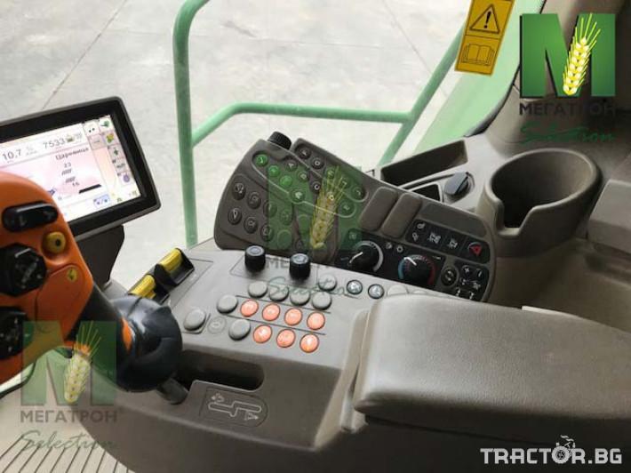 Комбайни John-Deere S660 9 - Трактор БГ