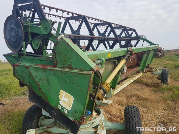 Комбайни John-Deere 2064 1 - Трактор БГ