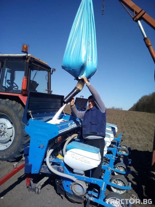 Части за инвентар Диспенсър за тор 12 - Трактор БГ