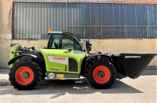 Claas Scorpion 7045 VP Plus - Трактор БГ