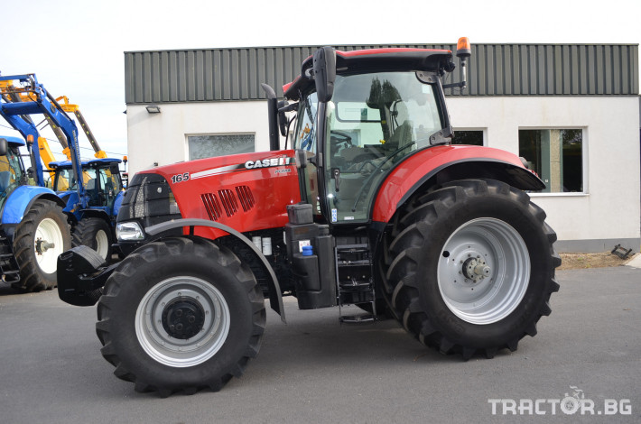 Трактори CASE-IH Puma 165 Powercommand 2 - Трактор БГ