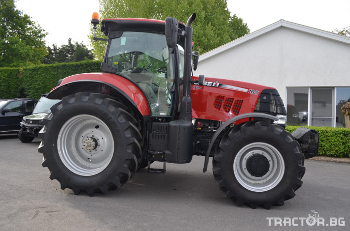 Трактори CASE-IH Puma 165 Powercommand 3 - Трактор БГ