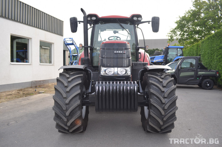 Трактори CASE-IH Puma 165 Powercommand 4 - Трактор БГ