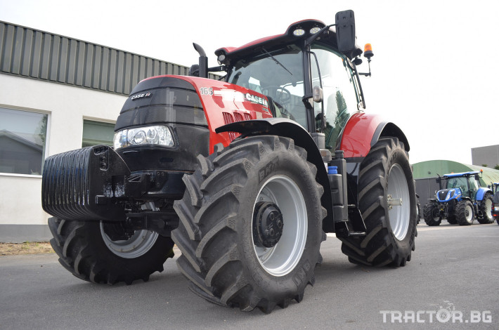 Трактори CASE-IH Puma 165 Powercommand 0 - Трактор БГ