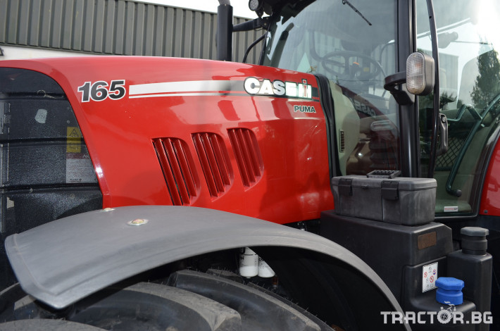Трактори CASE-IH Puma 165 Powercommand 5 - Трактор БГ