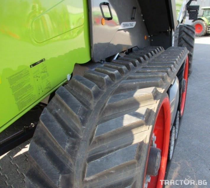 Комбайни Claas Lexion 6800 Terra Track 13 - Трактор БГ