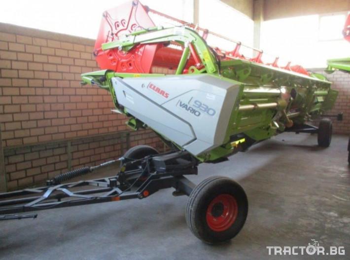 Комбайни Claas Lexion 6800 Terra Track 19 - Трактор БГ