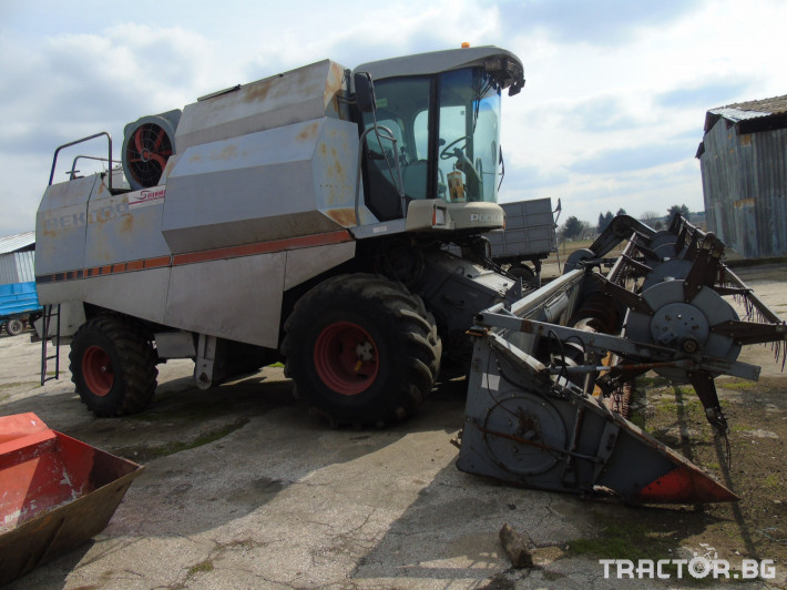 Комбайни Vector 420 1 - Трактор БГ