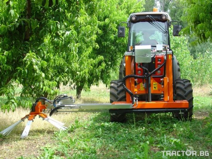 Машини за лозя / овошки Косачки CORBINS 1 - Трактор БГ
