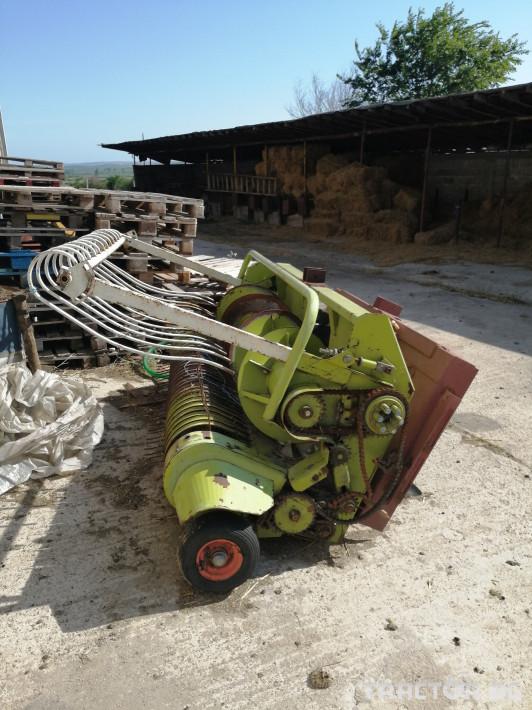 Комбайни Claas Dominator 85 8 - Трактор БГ