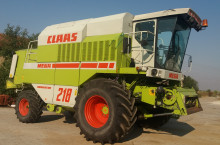 Claas МЕГА 218