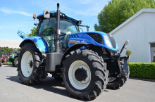 New-Holland Т7.230 Powercommand - Трактор БГ