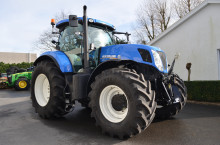 New-Holland T7.250 Powercommand SideWinder - Трактор БГ