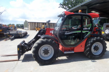 Manitou MLT634 PS ELITE 1639 ЧАСА! - Трактор БГ