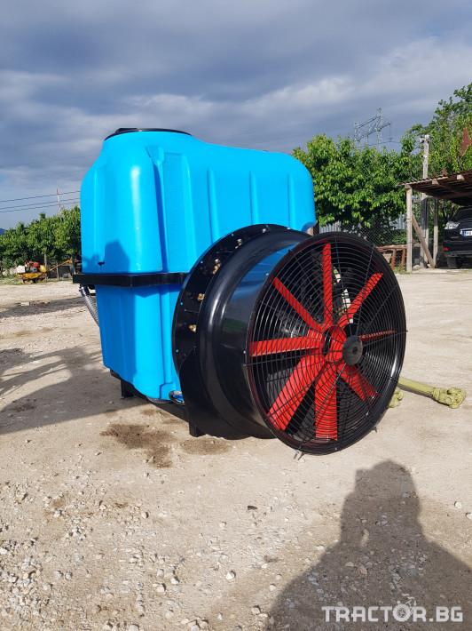 Пръскачки Пръскачка 2000 литра Помпа Comet Italy 0 - Трактор БГ