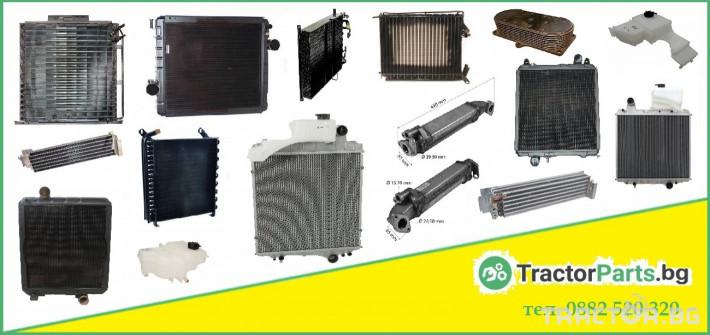 Части за трактори Хидравличен амортисьор за седалка - 6000,6010,6020,6030,6M,6R серия 6 - Трактор БГ