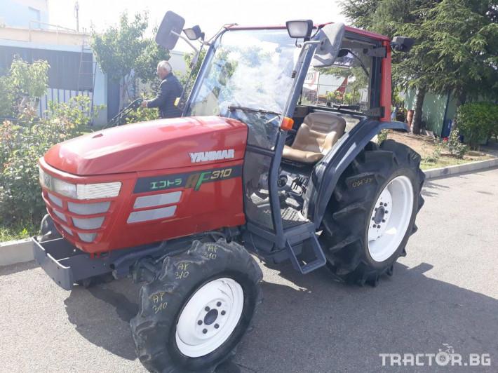 Трактори Yanmar AF31 5 - Трактор БГ